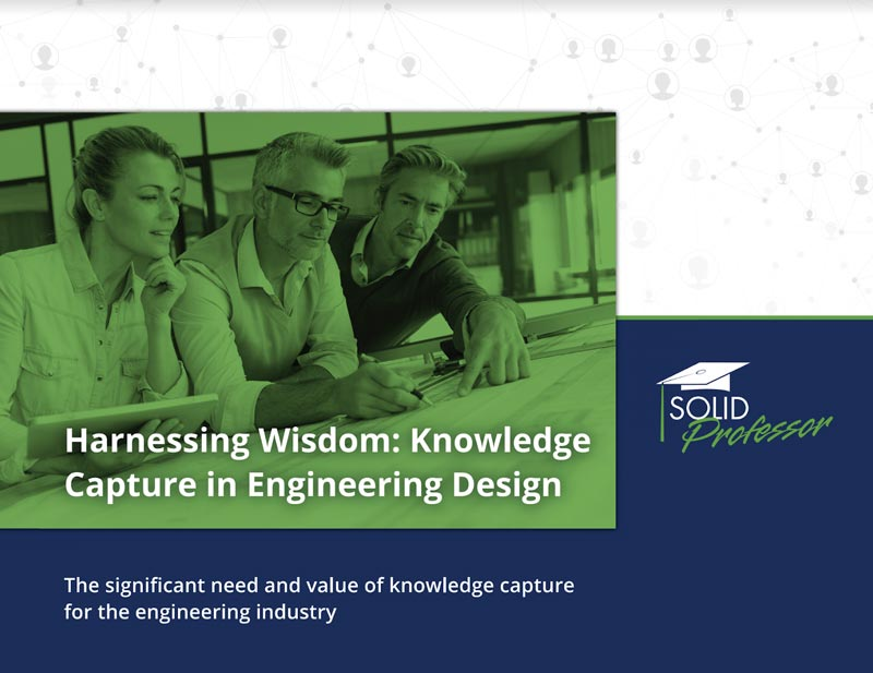 Knowledge Capture in Engineering Design Cover