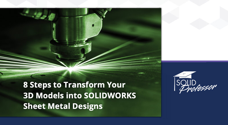 SOLIDWORKS Sheet Metal Guide